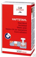 Car System Kneedbaar staal / epoxy kneed pasta 125 gr.