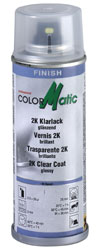 Colormatic 2k hi speed blanke lak 500 ml.