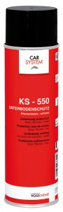 Car System KS-550 Bitumen Spray 500ml.