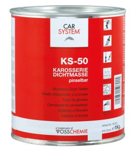 Car System KS-50 Carrosserie-kit, kwastbaar 1 kg.