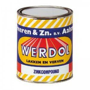 Werdol Zinkcompound 750 ml.