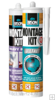 bison montagekit total (heavy duty) 290 ml. / 435gr.