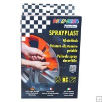 Dupli-Color SprayPlast Green set (2 x 400ml.)