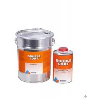 double coat dubbel uv 4 l.