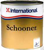 International Schooner Jachtvernis 2,5 ltr.