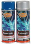 Motip Engine Paint 400 ml.
