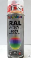 duplicolor acryl hg ral 1007 400 ml