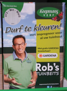 Rob's Tuinbeits 2,5 ltr. Wit