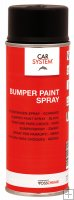 Car System bumper paint spray zwart 400ml.