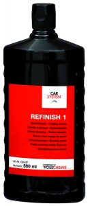 Car System Refinish 1 880ml.