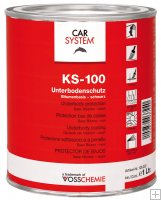 Car System KS-100 Bitumen Undercoating 1 kg.