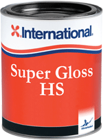 International Super Gloss HS 2,5 ltr. wit