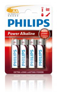 Philips Power Alkaline LR6/AA/Penlite
