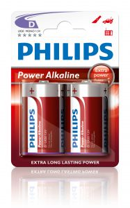 Philips Power Alkaline LR20/D