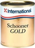 international schooner gold 2,5 l.