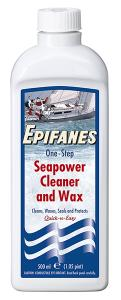 Epifanes Seapower Cleaner and Wax 500ml.