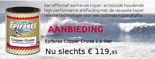 epifanes copper cruise 118,80